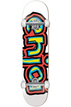 Enjoi - Visionless FP White 7.625""