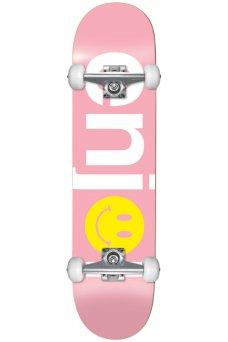 "Enjoi - No Brainer Smiley FP Pink 7.5"""