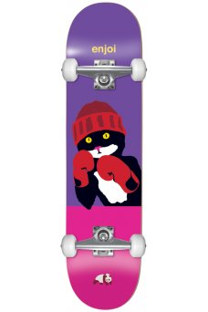 Enjoi - Catty Pacqmeow FP Purple Pink 7.5""