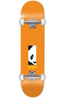 "Enjoi - Box Panda FP Orange 8.125"""