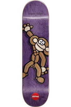 Almost - Balloon Animals Rodney Mullen Purple R7 8.125""