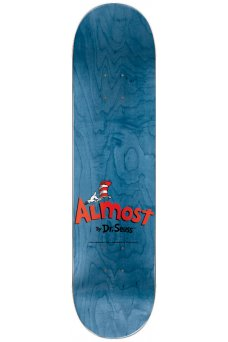 Almost - Team Dr Seuss R7 Youth Blue 7.375