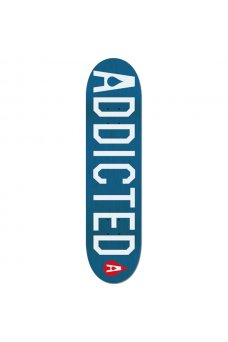 Addicted - Team Blue 8.4""