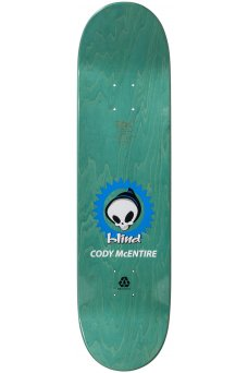 Blind - Reaper Box White Cody McEntire R7 8.25
