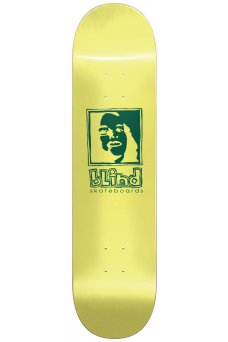 Blind - Team Green Yellow Girl 8.5""
