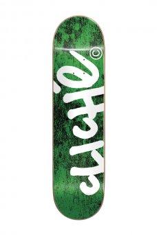 """Cliche - Team Handwritten Green 8.125"""""""