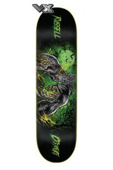Creature - Pro Russell Battery Ram VX Deck 8.6in x 32.11in