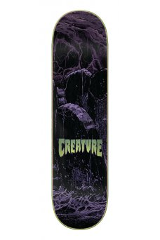 Creature - Cold Press - Artwork By Mark Richards Corpse Horse Coldpress 8.375in x 32.15in