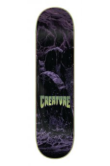 Creature - Cold Press - Artwork By Mark Richards Colossus Coldpress 8.5in x 32.3in