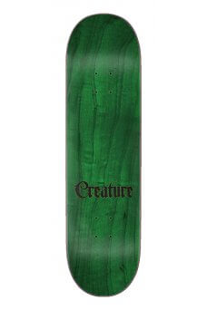 Creature - Team Medieval 7.75in x 31.4i Hard Rock Maple