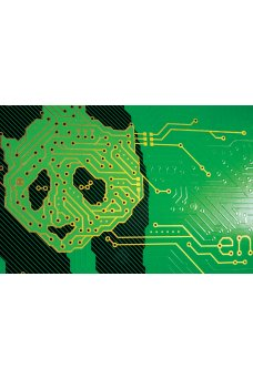 Enjoi - Team Circuit Board R7 Green Gold 8.25
