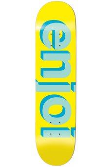 """Enjoi - Team Helvetica Neue Yellow 8.0"""""""