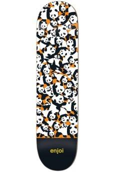 """Enjoi - Team Panda Pile Up Orange 8.0"""""""