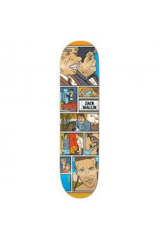 Enjoi - Movie Night Impact Light Zack Wallin 8.25""