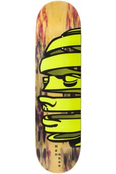 Madness - Team Head Peel R7 Yellow 8.375""