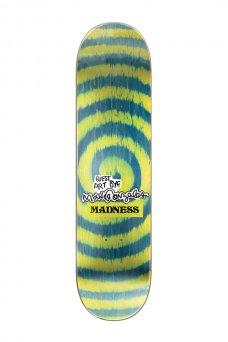 Madness - Pro Jack Gonz R7 Green Swirl 8.5
