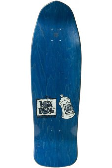 New Deal - Team New Deal Spray Can HT Blue 9.75