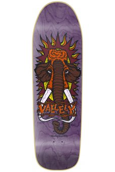 """New Deal - Team Vallely Mammoth SP R7 Purple 9.5"""""""