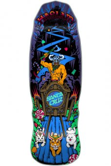 Santa Cruz - Preissue Haslam Snack Warrior Guest Pre Issue 8.96in x 32.15in