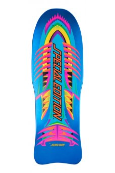Santa Cruz - Reissue Sp19 Special Edition Fish ReIssue 10.14in x 30.29in