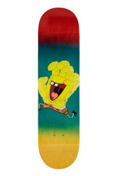 Santa Cruz - Collabo SpongeBob Spongehand 8.125in x 31.7in