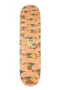 Santa Cruz - Collabo SpongeBob Krabby Patties Everslick 8.0in x 31.6in
