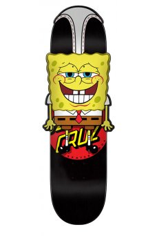 Santa Cruz - Collabo SpongeBob Hangin Out 10.27in x 31.43in