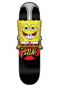 Santa Cruz - Collabo SpongeBob Hangin Out 10.27in x 31.43in