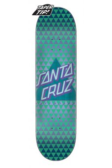 Santa Cruz - Team Not a Dot Taper Tip 8.0in x 31.7in