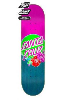 Santa Cruz - Team Floral Dot Taper Tip 8.50in x 32.10in