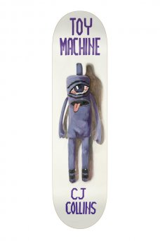 """Toy M. - Pro Collins Doll 7.75"""""""