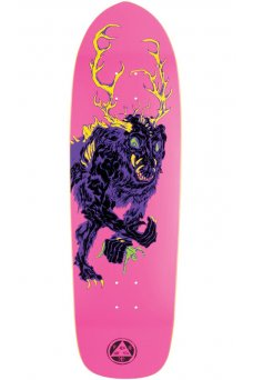 "Welcome - Team Wendigo Neon Pink 9.5"" Magic Bullet"