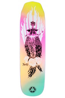 "Welcome - Pro Nora Vasconcellos Peregrine Prism 8.6"" on Wicked Queen"