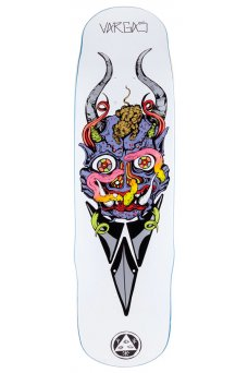 "Welcome - Pro Daniel Vargas Maligno White 8.8"" on Effigy"