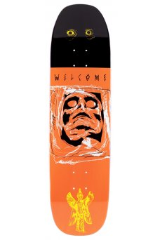 "Welcome - Team Pazuzu Paprika 8.25"" On Son Of Montrimmer"