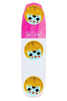 Welcome - Pro Teddy - Nora Vasconcellos Pro Model 8.6 Wicked Queen Blue
