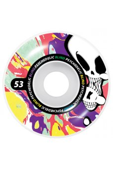 Blind - Psychedelic Reaper Purple Red 53mm
