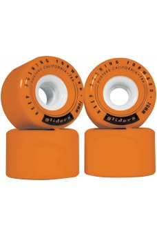 Dusters - Gliders Orange 70mm 78A