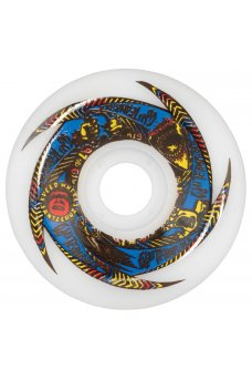 OJ - 61mm II Team Rider Speedwheels Original White 97A