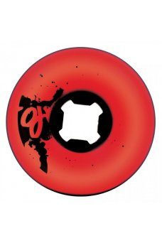 OJ - 56mm Bloodsuckers Red 97a