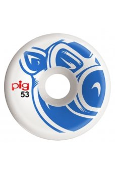 Pig - Team Head Blue C-Line 53mm 101A
