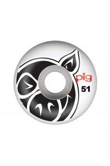 Pig - Head Natural 51mm