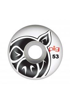 Pig - Head Natural 53mm