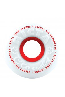 Ricta - 53mm Clouds Red 86a Ricta