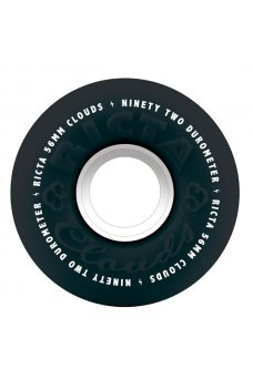 Ricta - 56mm Clouds Black White 92a