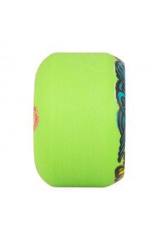 Santa Cruz - 54mm Slime Balls Vomit Mini Neon Green 97a