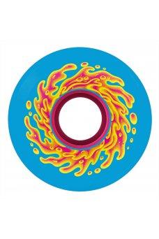 Santa Cruz - 60mm Slime Balls OG Neon Blue Neon Pink 78A