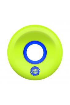 Santa Cruz - 60mm OG Slime Neon Yellow 78a