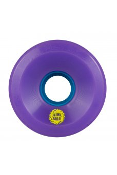 Santa Cruz - 66mm Slime Balls OG Slime Purple 78a