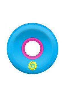 Santa Cruz - 60mm OG Slime Blue Pink 78a